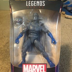 Hasbro Marvel Legends Series Grey Gargoyle Figure